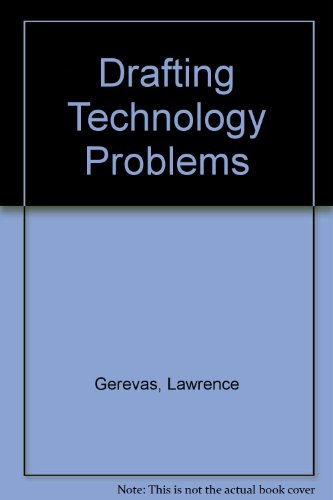 9780026812900: Drafting Technology Problems