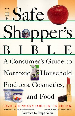 9780026826853: THE SAFE SHOPPER'S BIBLE