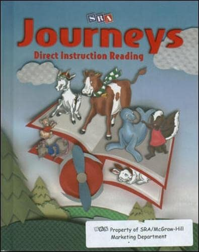 9780026835077: Journeys Level K Student Textbook