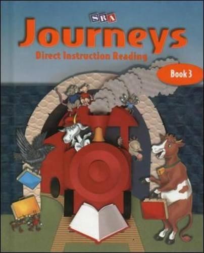 9780026835176: Journeys - Textbook 3 - Level 1