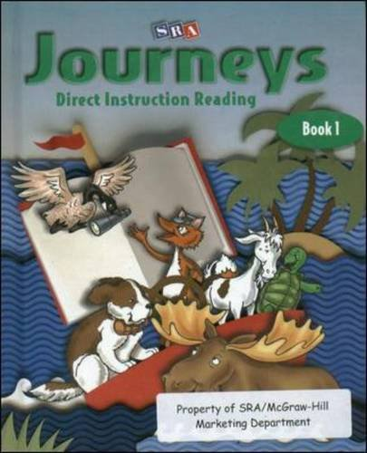 9780026835343: Journeys Level 2, Textbook 1 (DI Staff Development)