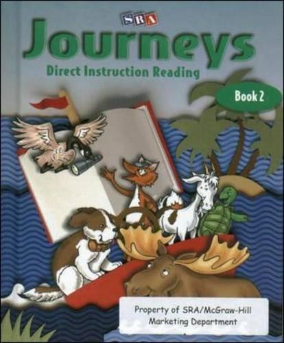 Journeys Level 2, Textbook 2 (DI Staff Development) (9780026835350) by Siegfried Engelmann; McGraw-Hill Education