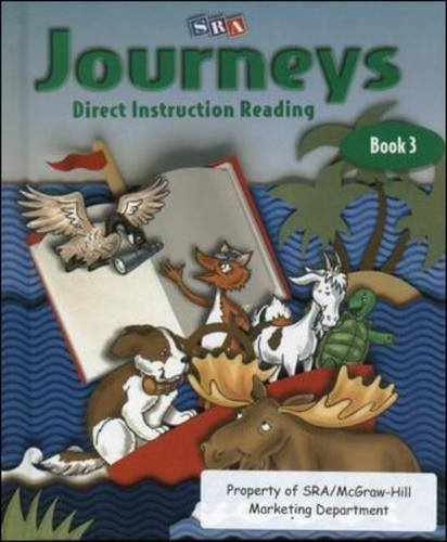 9780026835367: Journeys Level 2, Textbook 3 (DI Staff Development)