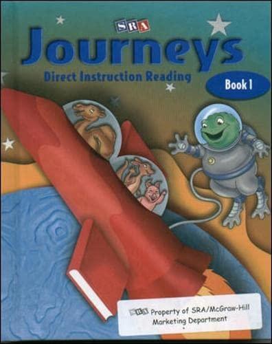 9780026835497: Journeys - Textbook 1 - Level 3