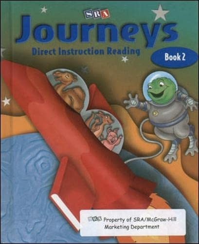 9780026835510: Journeys Level 3, Textbook 2