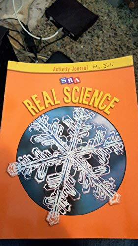 Real Science Activity Journal For Grade 1: McGraw-Hill Education