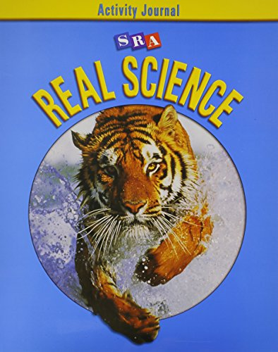 9780026837736: Real Science Activity Journal: Level 3 (SRA Real Science)