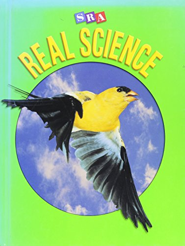 9780026838030: SRA Real Science: Level 2 Student Edition Textbook