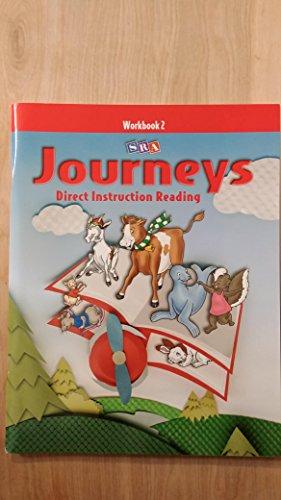9780026838894: Journeys Direct Instruction Reading Level K Workbook 2 (Journeys Direct Instruction Reading)