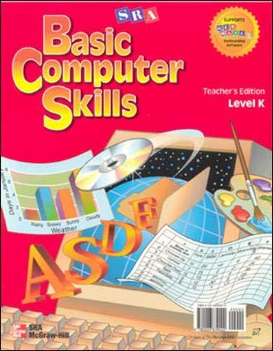 9780026839020: Basic Computer Skills: Level K Teacher Edition