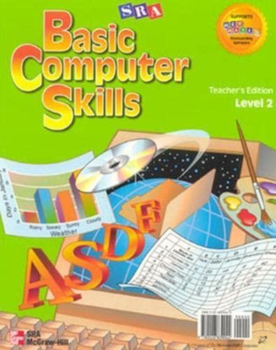 9780026839044: Basic Computer Skills: Level 2 Teacher Edition