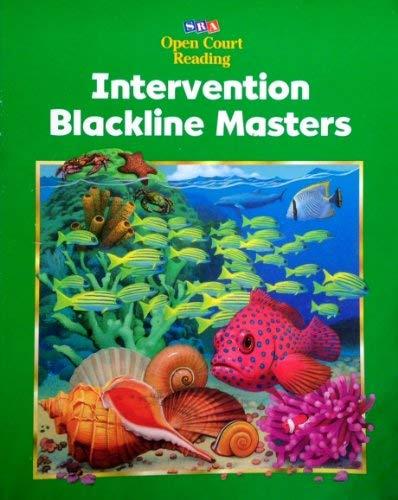 9780026839259: SRA Open Court Reading, Intervention Blackline Masters, Grade 2