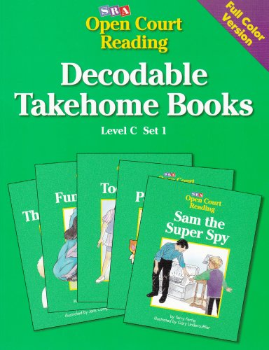 Open Court Decodable Books Take Home: Level: Unknown
