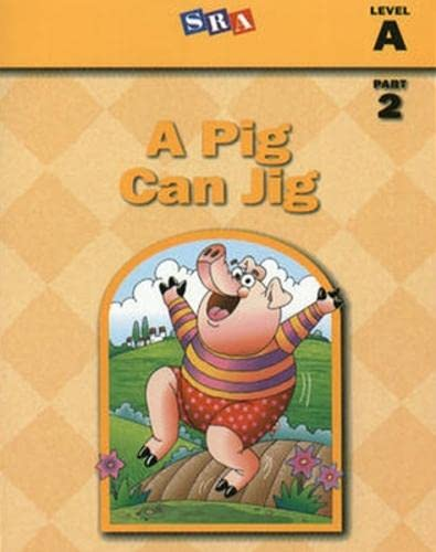 9780026839983: Basic Reading Series, A Pig Can Jig, Part 2, Level A