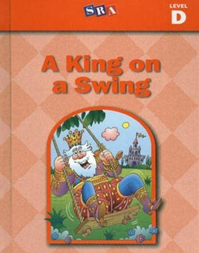 9780026840026: Basic Reading Series, A King on a Swing, Level D
