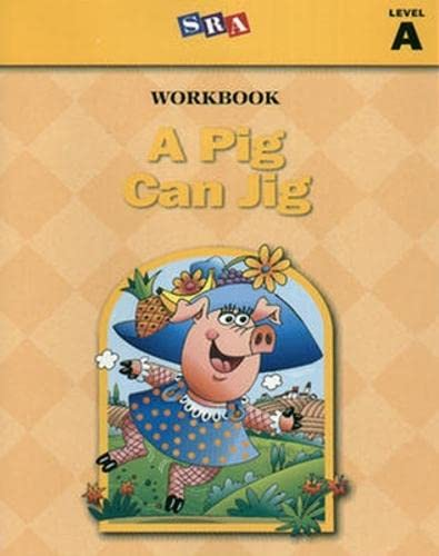 9780026840057: Basic Reading Series, A Pig Can Jig Workbook, Level A