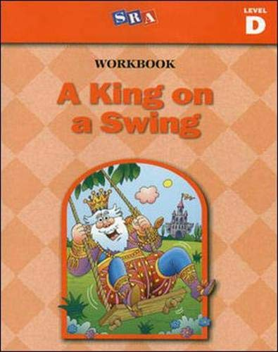 9780026840088: A King on a Swing Basic Reading Series: Brs Workbook D 1999 4th Edition