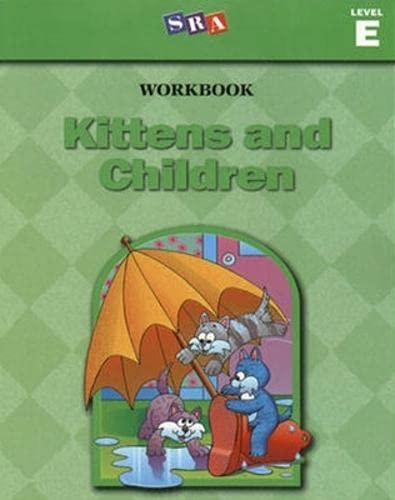 9780026840095: Basic Reading Series, Kittens and Children Workbook, Level E