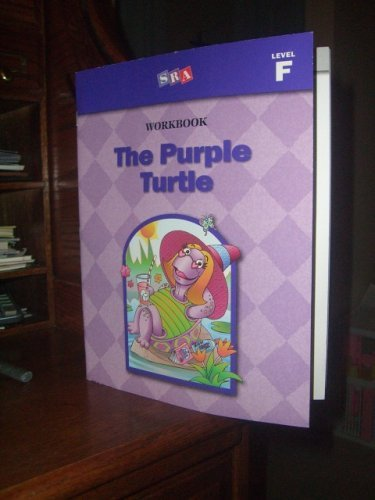 9780026840118: Basic reading series. The Purple Turtle. Workbook. Sra. Level F