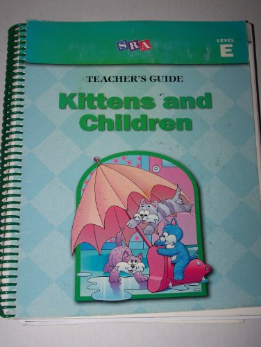 9780026840231: Basic Reading Series: Teaching Guide SRA Level E- Kittens & Children