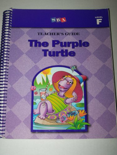 The Purple Turtle: Teacher's Guide, Level F (Basic Reading Series) (9780026840248) by Donald Rasmussen; Lynn Goldberg