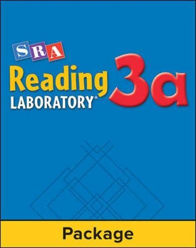 9780026840712: Reading Lab 3a: Reading Lab 3a Includes Student Record Books (Pkg. of 5) Grades 7-10 Economy Edition