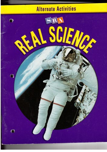 9780026843126: SRA Real Science: Level 4, Alternate Activities