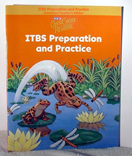 9780026843485: Open Court Reading - ITBS Prep and Practice - Teacher's Edition - Grade 1: Teacher Edition, Itbs Prep and Practice, Grade 1