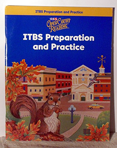 9780026843522: ITBS Prep and Practice Grade 3 (Open Court Reading)