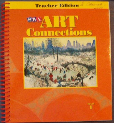 9780026845182: SRA Art Connections: Teacher Edition, Grade 1