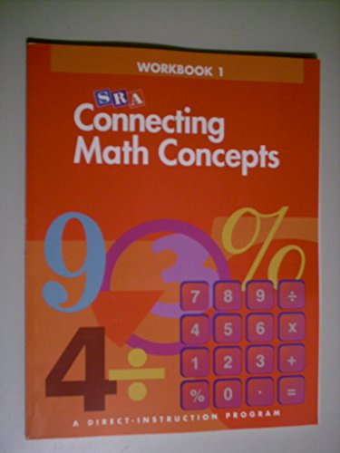 9780026846530: CONNECTING MATH CONCEPTS - WORKBOOK 1 LEVEL A