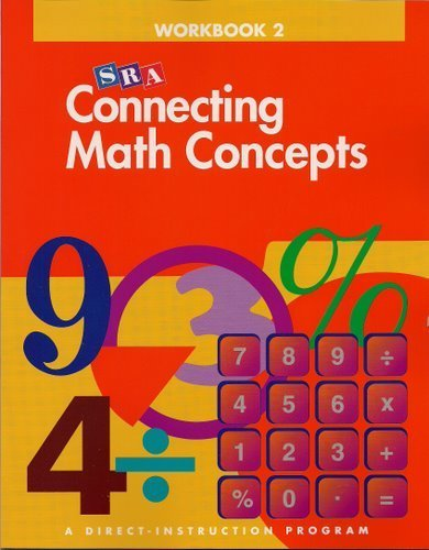 9780026846561: Connecting Math Concepts - Workbook 2 Level B