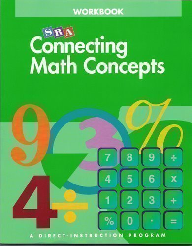 9780026846578: Connnecting Math Concepts - Workbook Level C