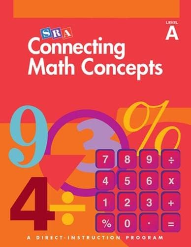 9780026846615: Connecting Math Concepts - Workbook 1 - Level A
