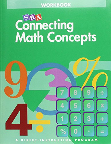 9780026846653: Connecting Math Concepts - Workbook - Level C