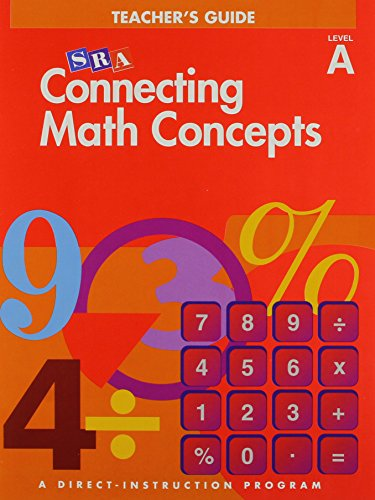 9780026846752: Connecting Math Concepts - Teacher Materials Package - Level A