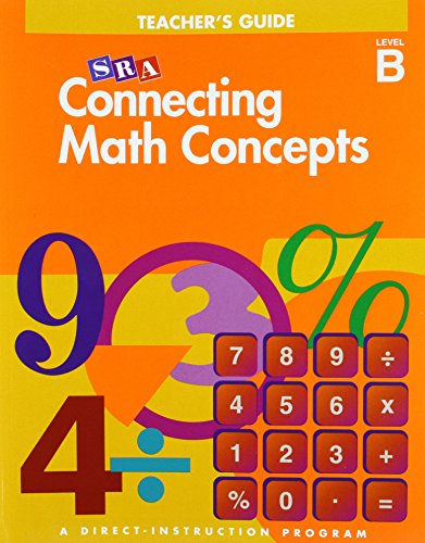 9780026846769: Connecting Math Concepts - Teacher Material Package - Level B