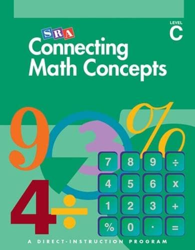 9780026847032: SRA Connecting Math Concepts: Independent Woksheets Blackline Masters, Level C