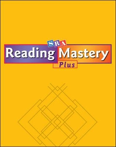 9780026847124: Reading Mastery Plus: Teacher Materials, Grade 1