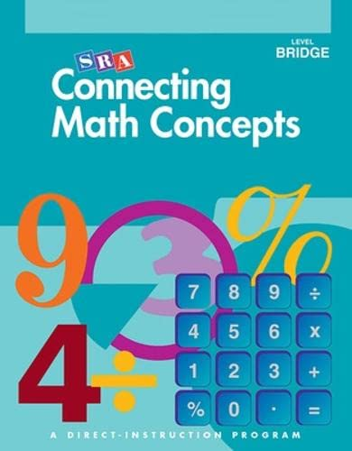 9780026847223: Connecting Math Concepts, Answer Key, Level Bridge