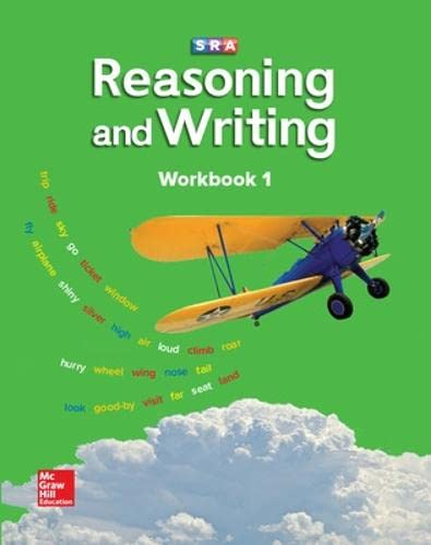 9780026847599: Reasoning and Writing Level B Workbook 1