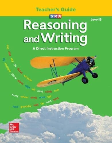 9780026847667: Reasoning and Writing - Additional Teacher's Guide - Level B