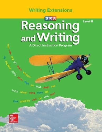 9780026847674: Writing Extensions Blackline Masters - Level B, Grades 1-2