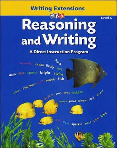 9780026847773: Reasoning and Writing - Writing Extensions Blackline Masters - Level C