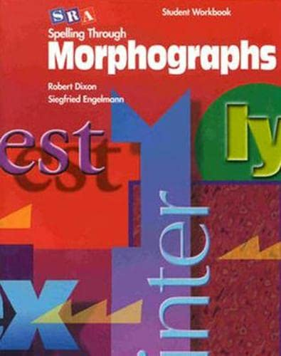 9780026848671: Spelling Through Morphographs - Reproducible Student Workbook (Blackline Masters)