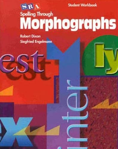 9780026848671: Spelling Through Morphographs - Reproducible Student Workbook (Blackline Masters)