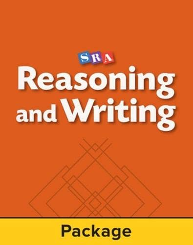 9780026849241: Reasoning and Writing - Teacher Materials - Level A