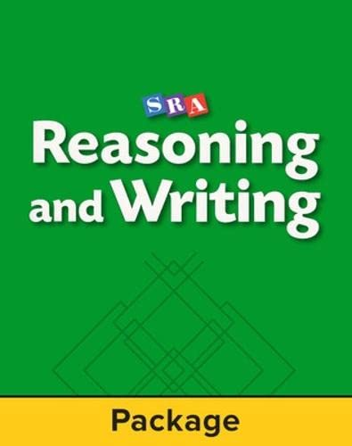 9780026849258: Reasoning and Writing - Teacher Materials - Level B