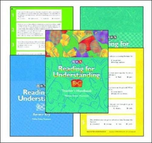 9780026850049: Reading for Understanding: RFU B Reading for Understand. 2001 Ed.