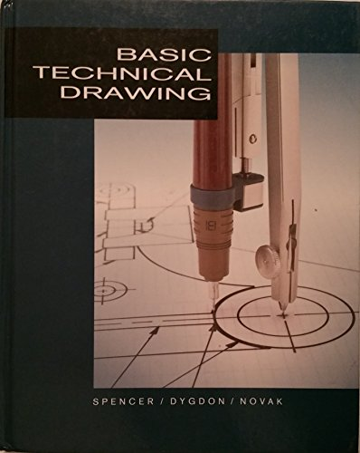 9780026856607: Basic Technical Drawing: Student Text